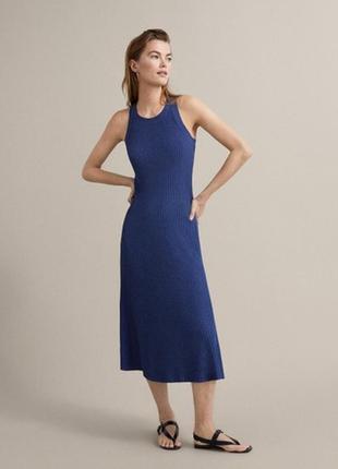 Платье massimo dutti l