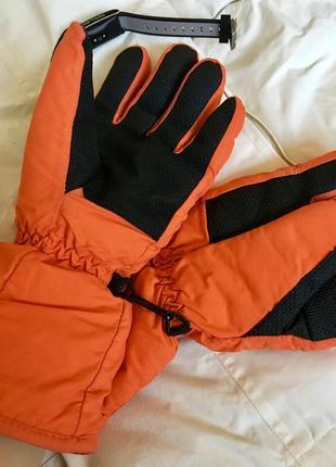 Лыжные перчатки thinsulate