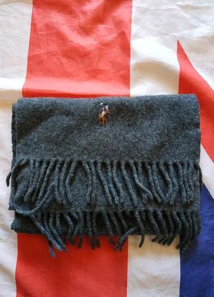 Ralph lauren polo шарф
