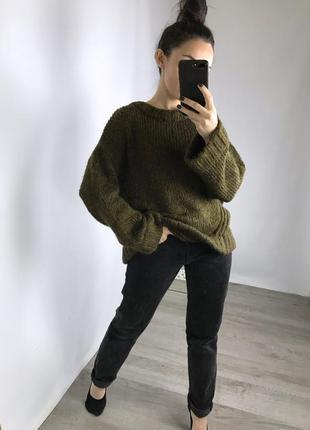 Закрыли магазин! распродажа по смешным ценам! классный теплый свитер costes