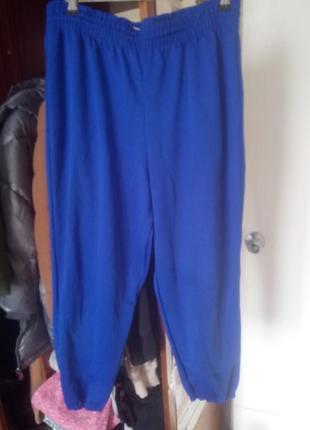 Синие спортивные штаны sofie
