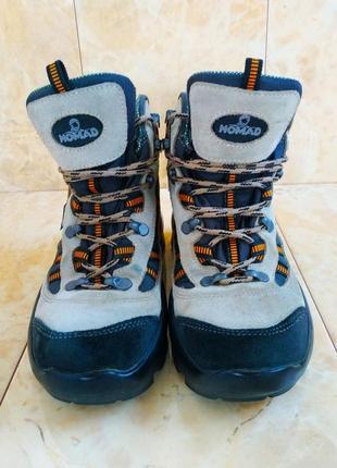 Туристические ботинки nomad waterproof (37 р.)