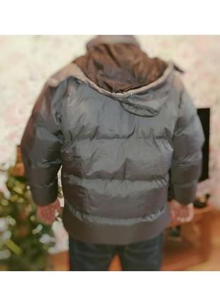 Мужской теплый пуховик avita 50-52 размер