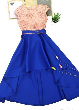 Вечернее платье, платье на выпускной, бальное платье