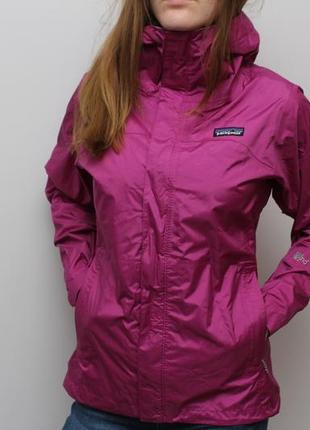 Крутая легкая мембранная куртка patagonia