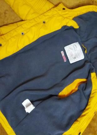 Теплая куртка на рост от 86 см,возраст от 2х лет