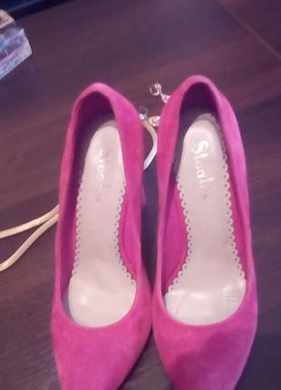 Шикарні туфлі туфли