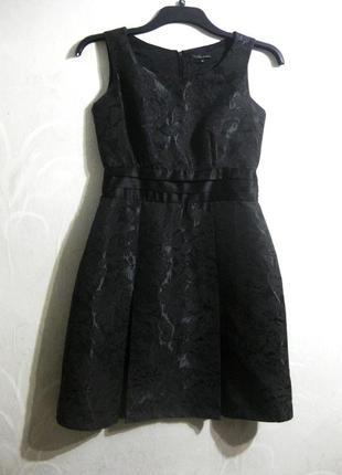 Платье dreamsi by isabell kristensen чёрное футляр деловое строгое вечернее