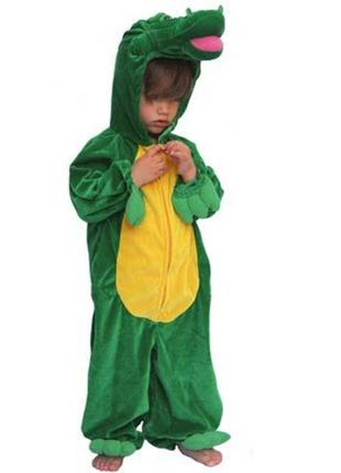 Карнавальный костюм крокодильчик от wicred на 3-4 года