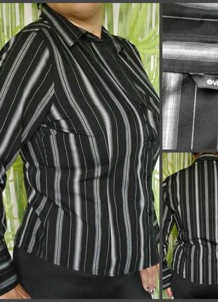 Классная рубашка блузка e-vie  недорого