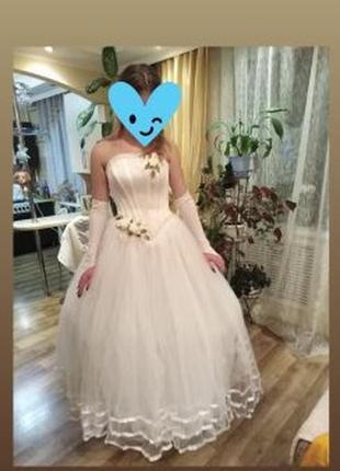 Весільне плаття. 3000 грн. можливий торг