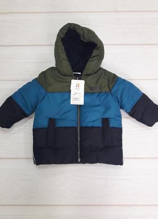 Зимняя куртка на мальчика  topomini