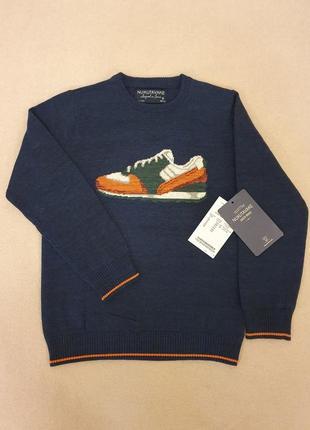 Джемпер (пуловер, свитер, кофта) марки mayoral (испания). размер 8, 128 см.