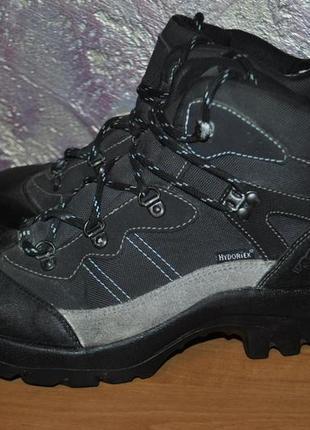 Треккинговые ботинки weissenstein с мембранной hydor-tex