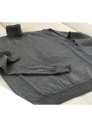 Шерстяной гольф, водолазка, кофта, свитер, джемпер. италия