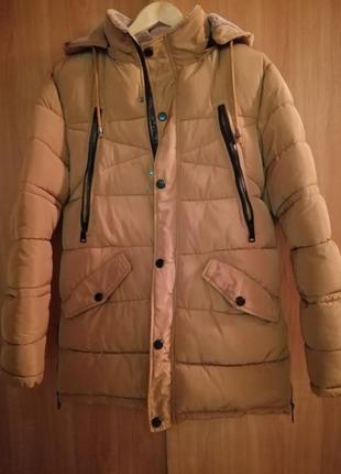 Куртка, пуховик зима