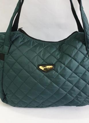 Сумка женская из болоньи! цвета! жіноча сумка!
