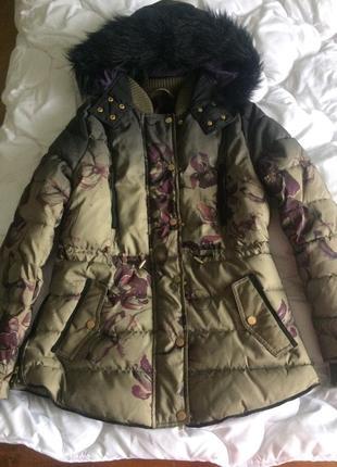 Шикарна зимова куртка