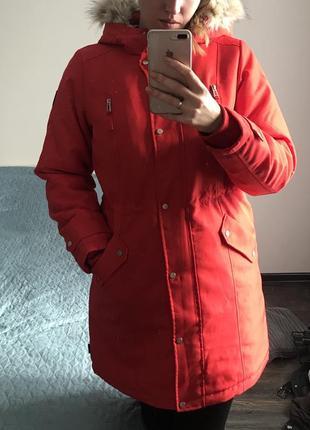 Куртка парка зимняя vero moda l
