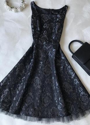 Нарядное платье миди dorothy perkins