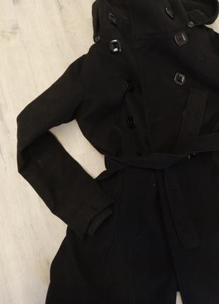 Пальто теплое от terranova