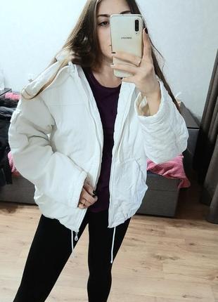 Вельветовая куртка , вельветовый дутик