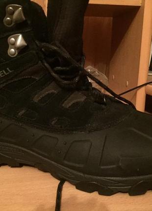 Ботинки merrell moab polar waterproof j41917
