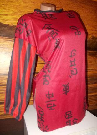Интересная маскарадная блуза-туника  44 размера
