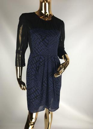 Шелковое платье whistles
