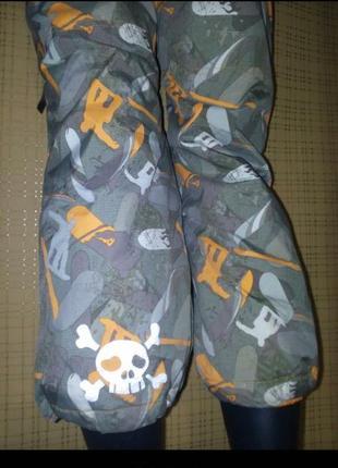 Лыжные брюки 140 см/ 10 лет, от h&m