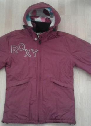 Куртка лыжная roxy, р.xs, подходит и на р.s.