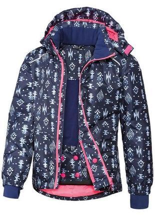 Функциональная зимняя лыжная куртка crivit германия1 фото