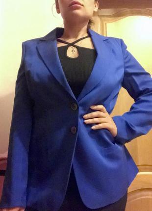 Синий пиджак 💙 karen millen