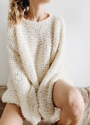 Нежнейший свитер в размере freesize🤍