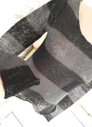 Свитер,свитерок с кид мохера
