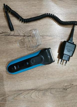 Електробритва braun series 3