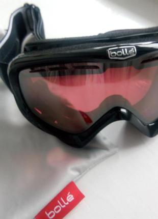 Брендовая лыжная маска bolle y6 otg