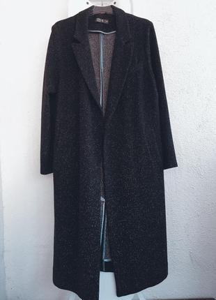 Чёрное пальто season