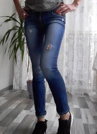 Фирменные джинсы tom tailor. s
