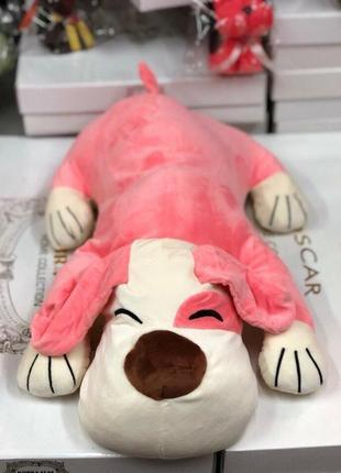 Детский плед покрывало игрушка собачка