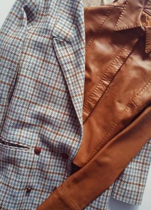 💥 розпродаж💥 шкіряна сорочка
