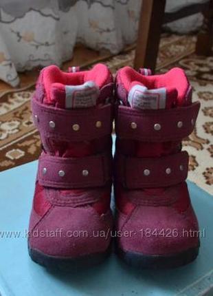 Зимові черевики/чобітки viking