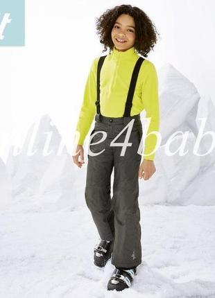 Лыжные штаны crivit на мальчика 6-8,8-10,10-12 лет