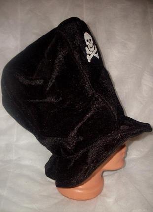 Шляпа маскарадная цилиндр pocopiano новая