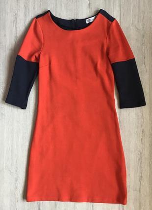 Платье zara, деловое -коктейльное- повседневное