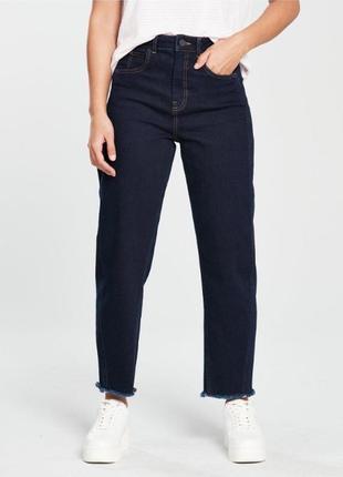 Стильные джинсы с высокой / завышенной талией / посадкой whistles