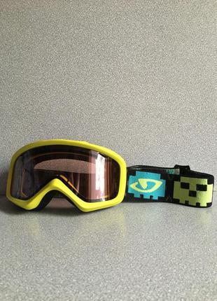 Подростковые лыжные очки