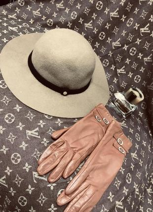 Шляпа 💯 % шерсть