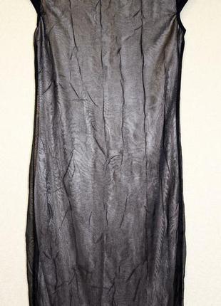 Платье ткань жатка