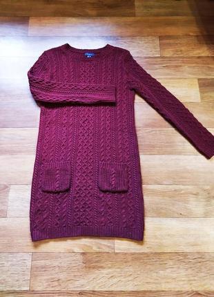 Платье зимнее primark размер m/12/38